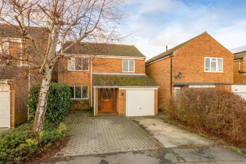 4 Bedrooms Detached House for sale in Spareacre Lane, Eynsham