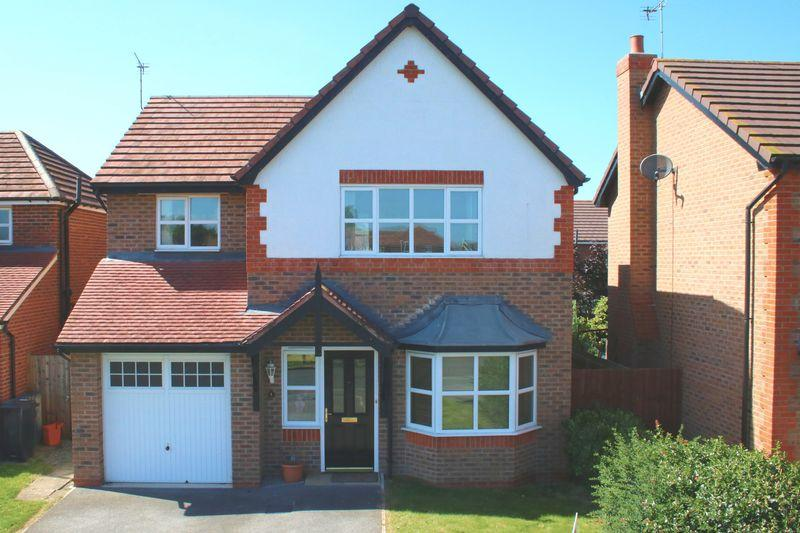 4 Bedrooms Detached House for sale in Clos Beaumaris, Bodelwyddan