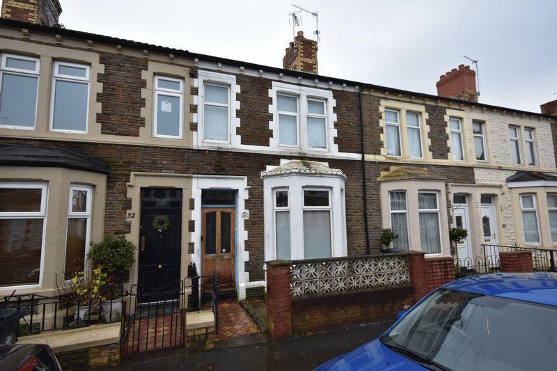 2 Bedrooms Terraced House for sale in 30 Swinton Street, Splott, Cardiff, CF24 2NU