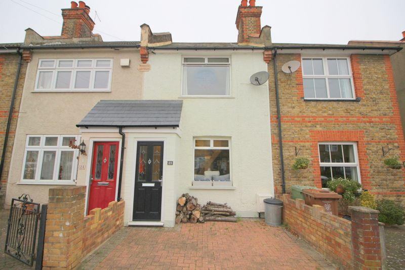 3 Bedrooms Terraced House for sale in Woodside Road, Sidcup DA15 7JG