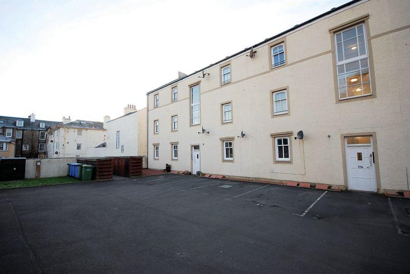 1 Bedroom Ground Flat for sale in Flat 2 17B Charlotte Court, Ayr, KA7 1DZ