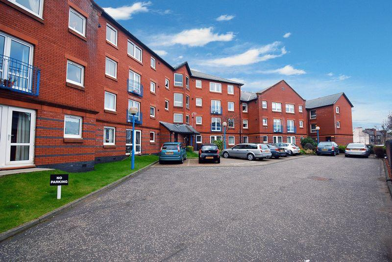 1 Bedroom Retirement Property for sale in Flat 25 Kyle Court, Ayr, KA7 3AW