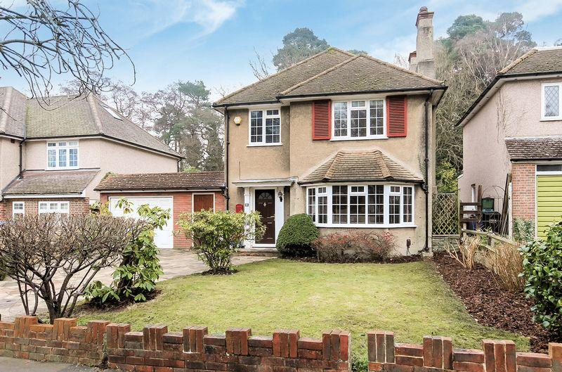 3 Bedrooms Detached House for sale in Pinewood Close, Shirley