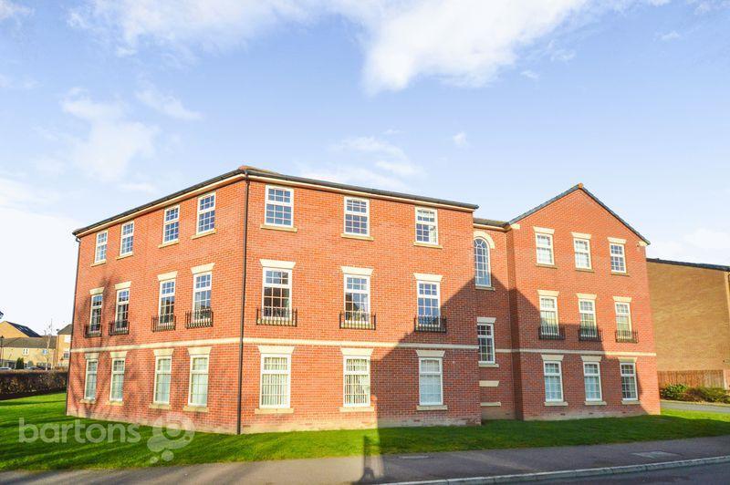 2 Bedrooms Apartment Flat for sale in Bridgewater Way, Ravenfield