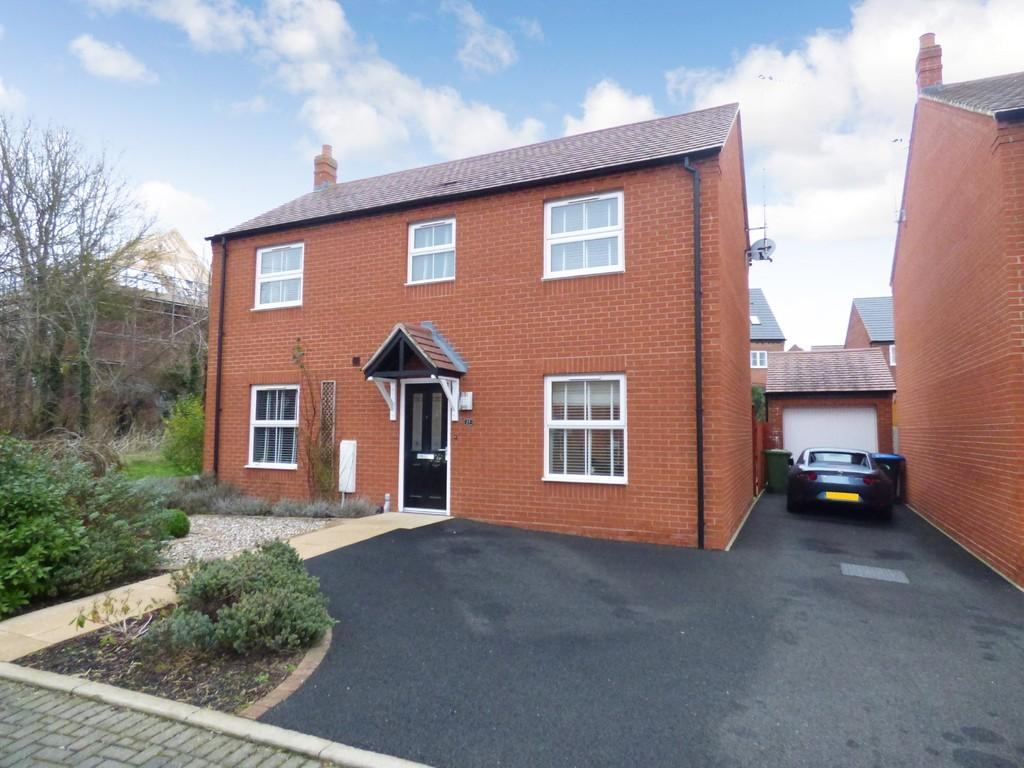 3 Bedrooms Detached House for sale in David Way , Stratford Upon Avon