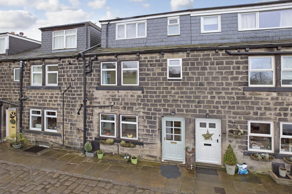 4 Bedrooms Terraced House for sale in Mount Pleasant, Guiseley