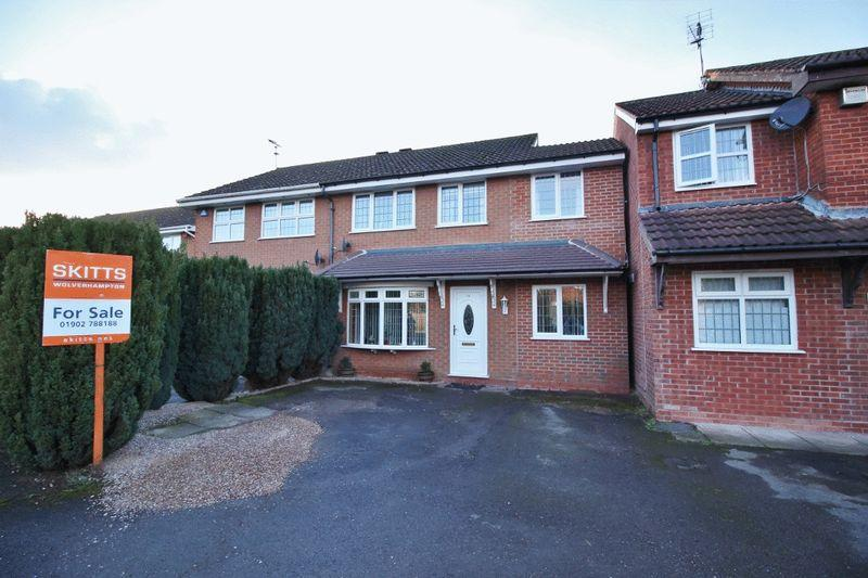 4 Bedrooms Semi Detached House for sale in Gatcombe Close, Wolverhampton