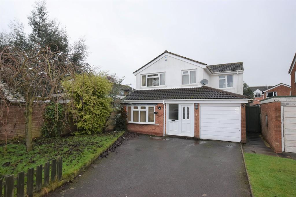 4 Bedrooms Detached House for sale in Kirkby Road, Desford