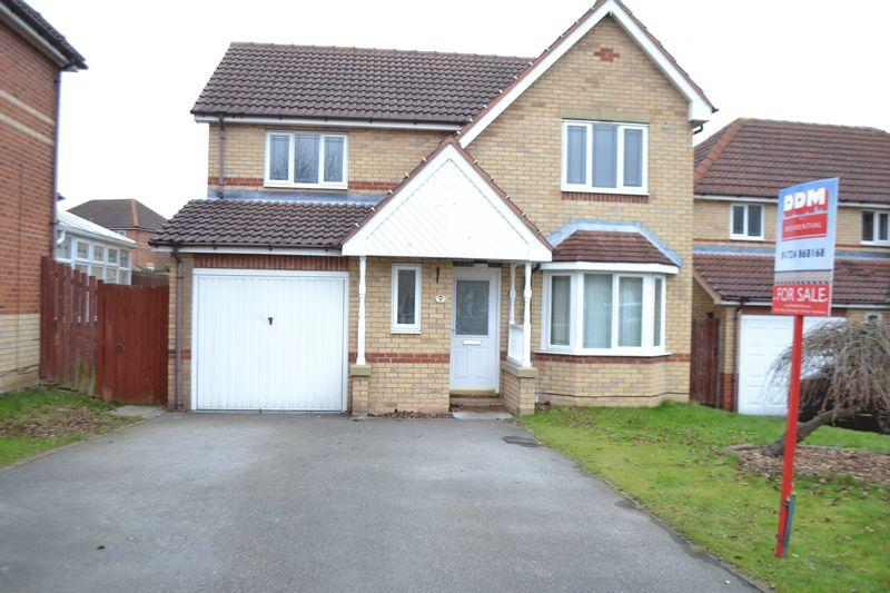 4 Bedrooms Detached House for sale in Acorn Way, Bottesford