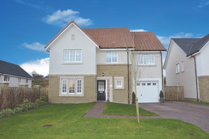 5 Bedrooms Detached Villa House for sale in James Shepherd Grove, East Kilbride, Glasgow, g75