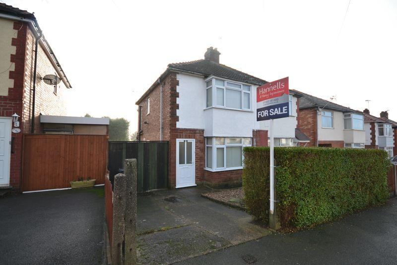 2 Bedrooms Semi Detached House for sale in ATLOW ROAD, CHADDESDEN