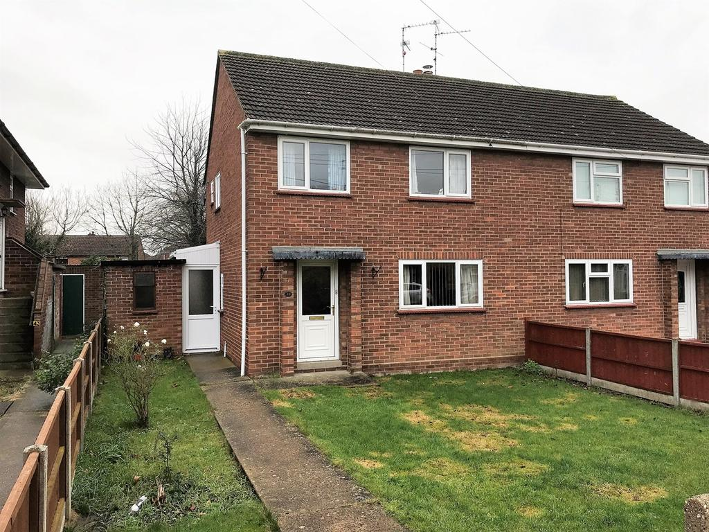 3 Bedrooms Semi Detached House for sale in Clay Lake, Spalding, PE11