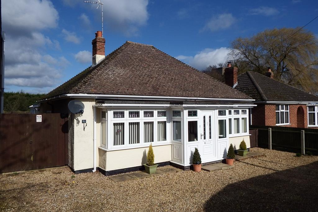3 Bedrooms Detached Bungalow for sale in Chapelgate, Sutton St. James, PE12
