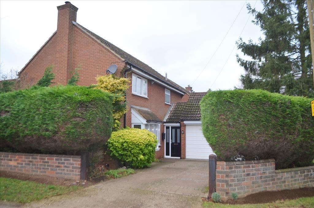 4 Bedrooms Detached House for sale in Church End, Everton, Sandy, SG19