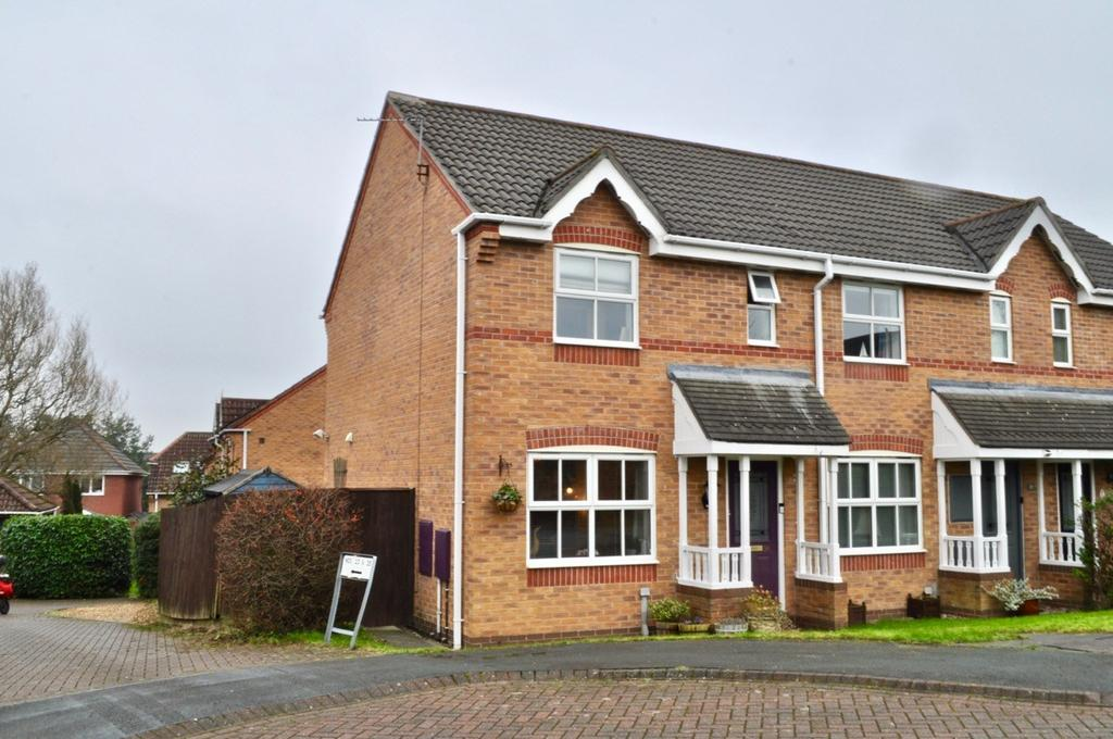 2 Bedrooms Town House for sale in Blandford Drive, Northwich, CW9