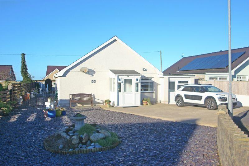 3 Bedrooms Detached Bungalow for sale in Pontllyfni, Gwynedd