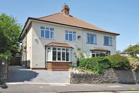 4 bedroom semi-detached house for sale - Stoke Hill, Stoke Bishop