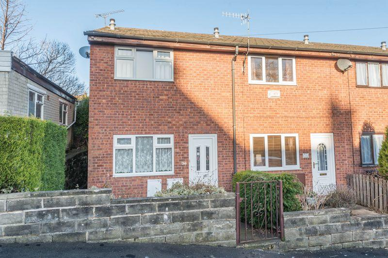 2 Bedrooms End Of Terrace House for sale in Mona Avenue, Crookes, S10 1NE - NO CHAIN INVOLVED - EARLY COMPLETION AVAILABLE