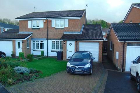 2 bedroom semi-detached house for sale - Oakfield Drive, Killingworth, Newcastle Upon Tyne