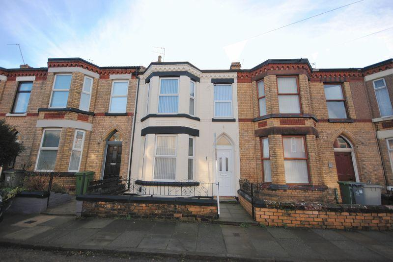 3 Bedrooms Terraced House for sale in Lucerne Road, Wallasey