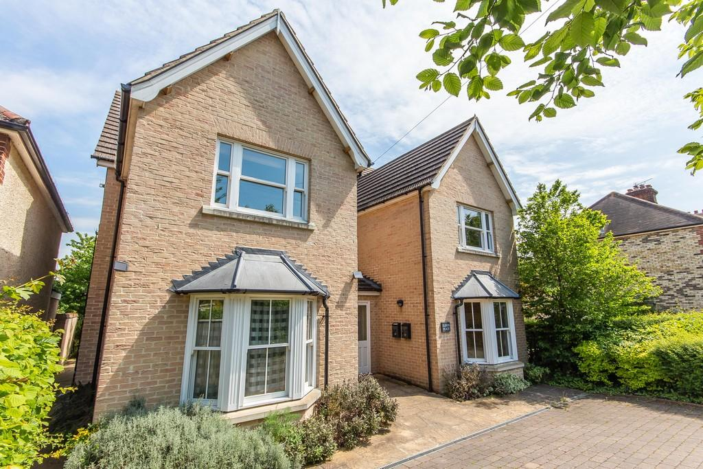 Cambridge Road Great Shelford 2 Bed Apartment 163 290 000