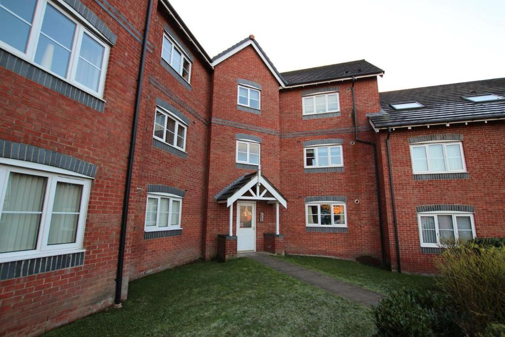 2 Bedrooms Apartment Flat for sale in Delph Hollow Way, St Helens WA9