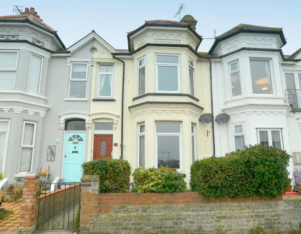 4 Bedrooms Town House for sale in Manor Terrace, Felixstowe IP11 2EN
