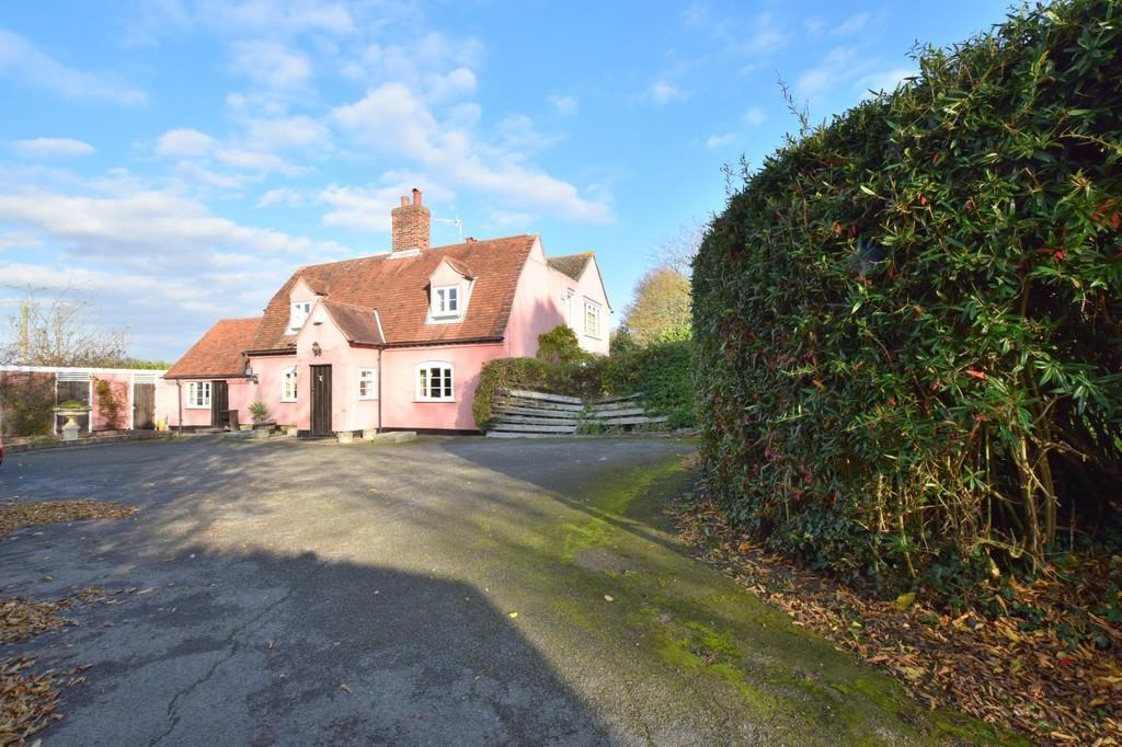 4 Bedrooms Detached House for sale in Dedham