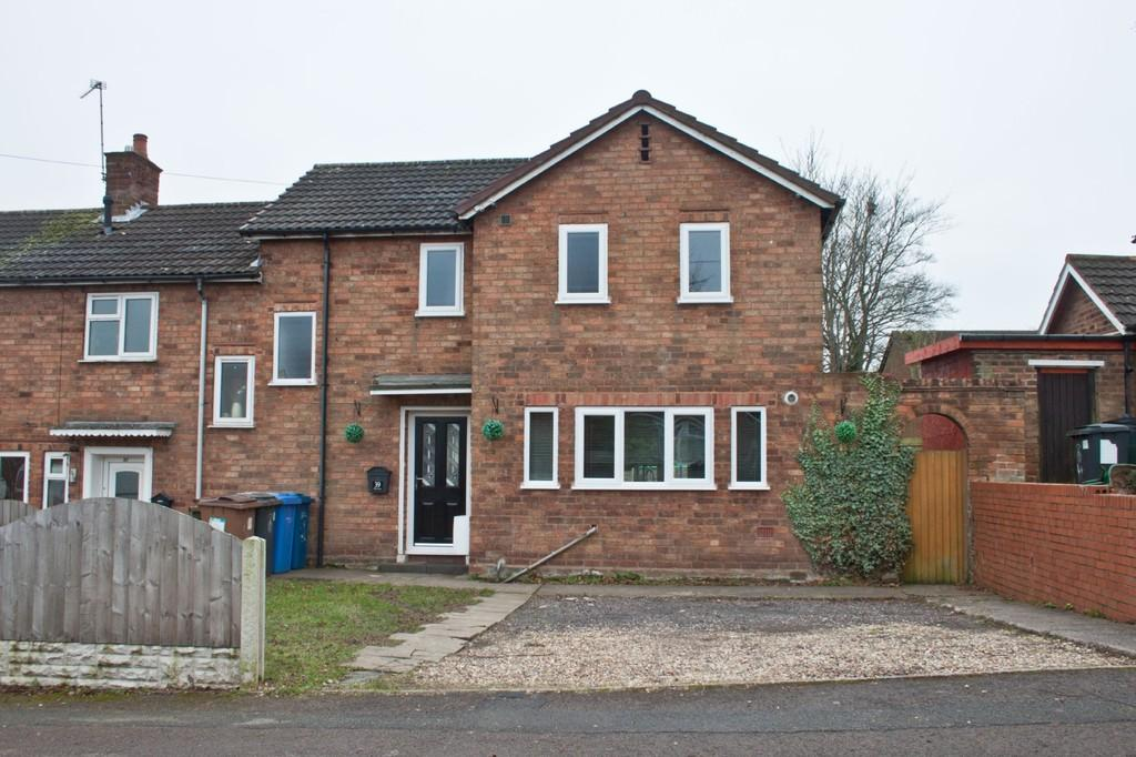 3 Bedrooms End Of Terrace House for sale in Birch Avenue, Chasetown