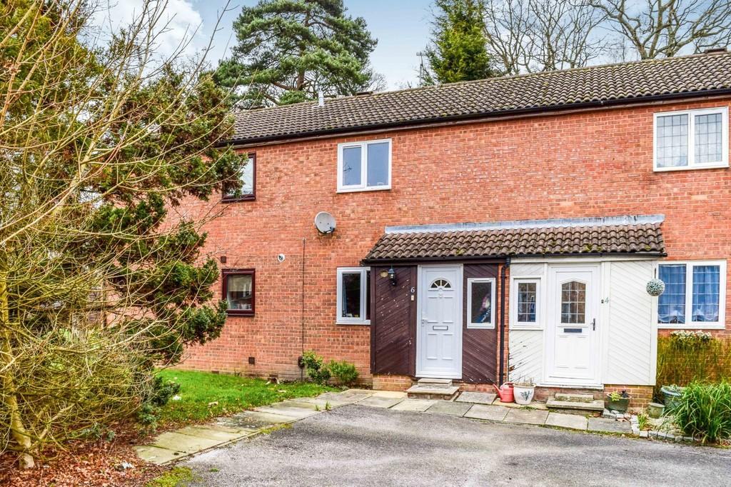 2 Bedrooms Terraced House for sale in Hedgeside, Tollgate Copse
