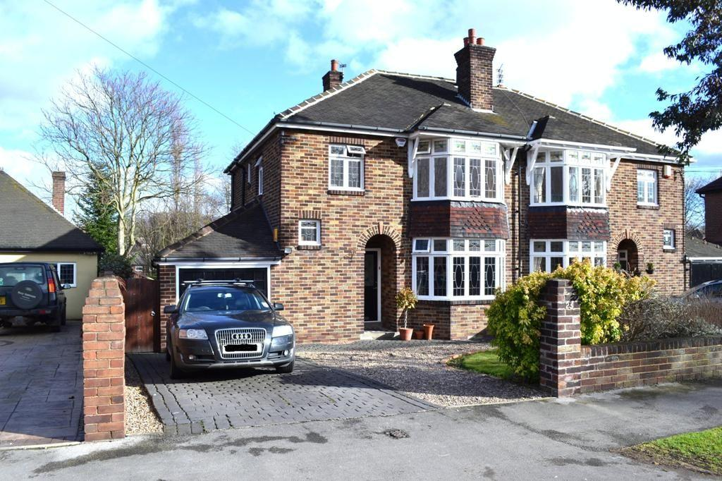 3 Bedrooms Semi Detached House for sale in Woodland Drive, Sandal