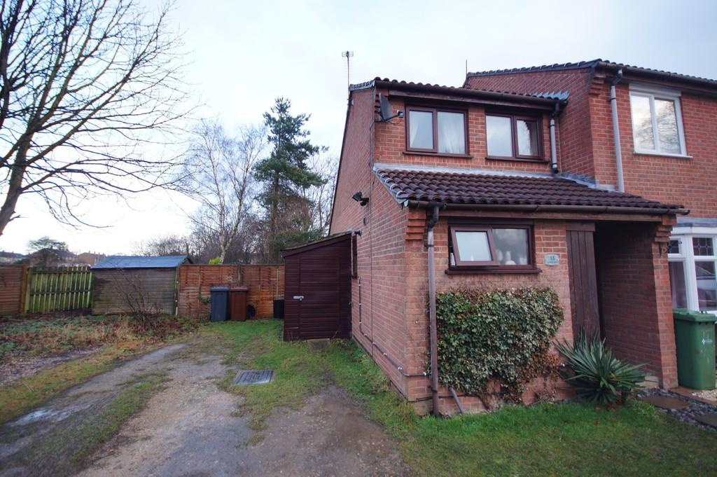 1 Bedroom End Of Terrace House for sale in Spilsby Close, Lincoln
