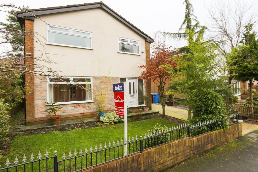 4 Bedrooms Detached House for sale in 7 Trent Drive, Worsley