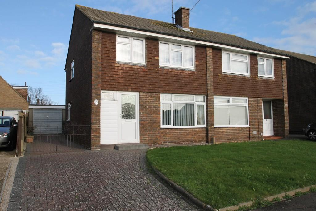 3 Bedrooms Semi Detached House for rent in Old Worthing Road, East Preston