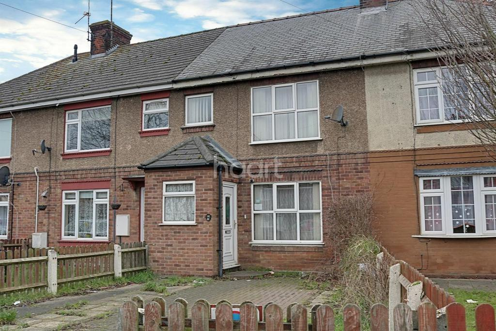 3 Bedrooms Terraced House for sale in Southwell Road, Wisbech