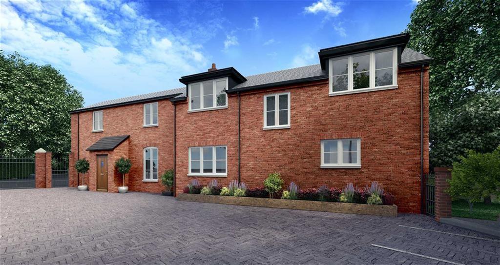 2 Bedrooms Retirement Property for sale in Lillington Cottage, Kenilworth Place, Leamington Spa, CV32