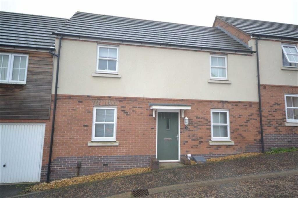 3 Bedrooms Terraced House for sale in Two Yard Lane, Camp Hill, Nuneaton
