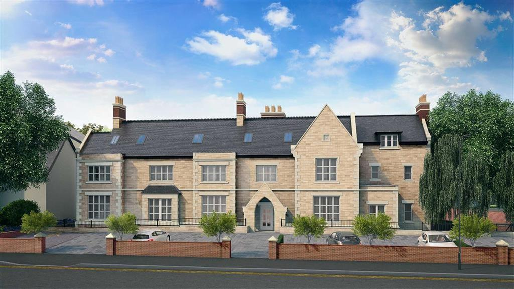 1 Bedroom Retirement Property for sale in 14 Henley Hall, Kenilworth Place, Leamington Spa, CV32