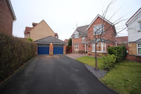 4 bedroom detached house for sale - Carlisle Close, Holystone, Newcastle Upon Tyne