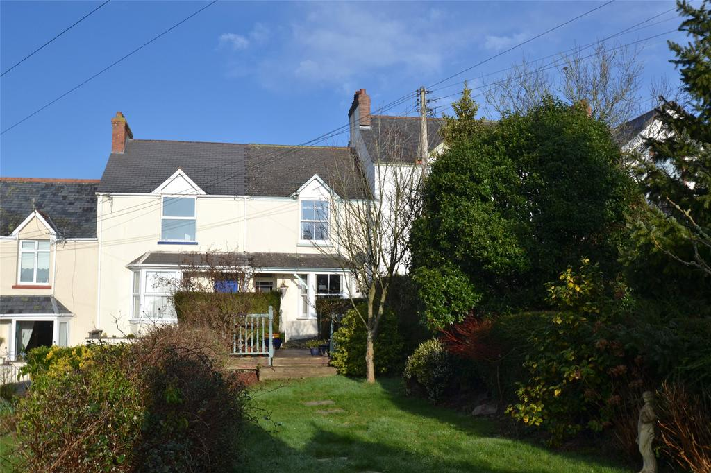 3 Bedrooms Terraced House for sale in South View, Bishops Tawton
