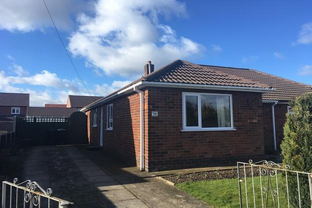 2 Bedrooms Bungalow for sale in St. Martins Drive, Desford, Leicester, LE9