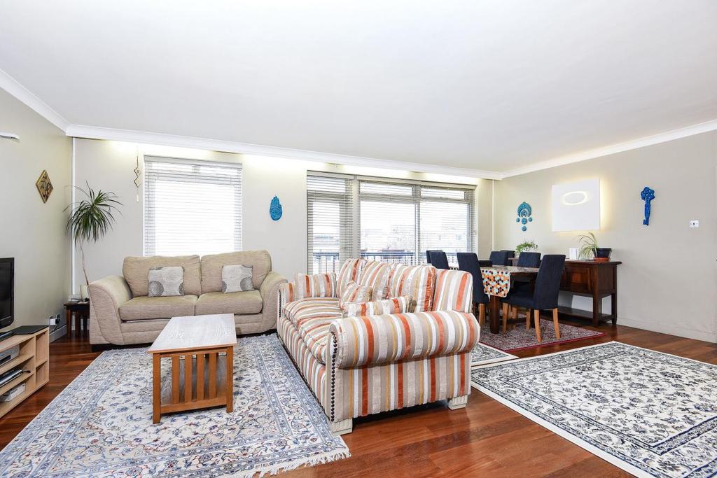 3 Bedrooms Flat for sale in St. John's Avenue, Putney