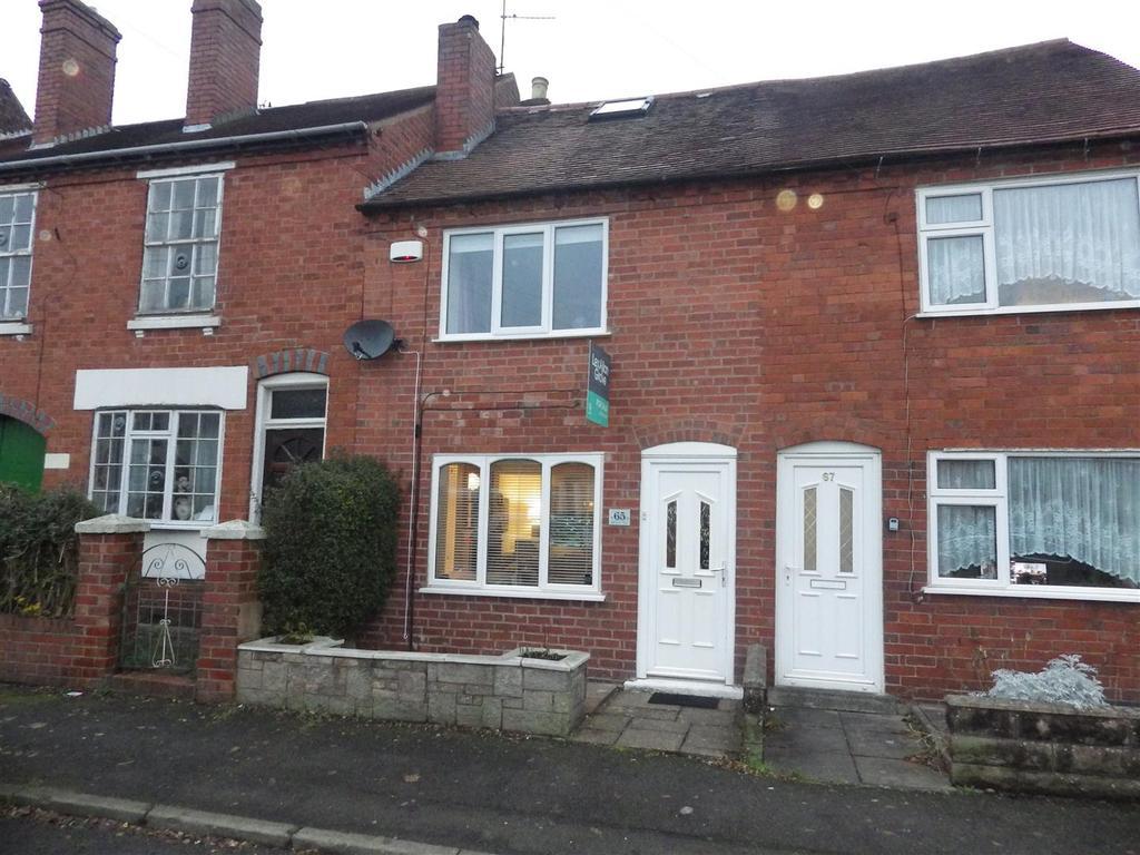 2 Bedrooms Terraced House for sale in Blackberry Lane, Halesowen