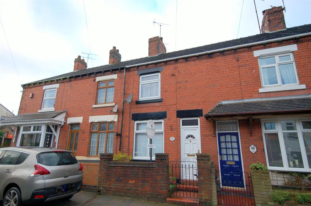 2 Bedrooms Terraced House for sale in Heathcote Road, Miles Green