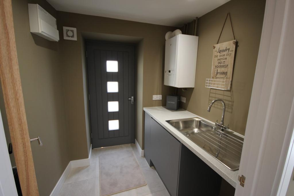 3 Bedrooms Detached House for sale in Stoates Mill, Anchor Street, Watchet TA23