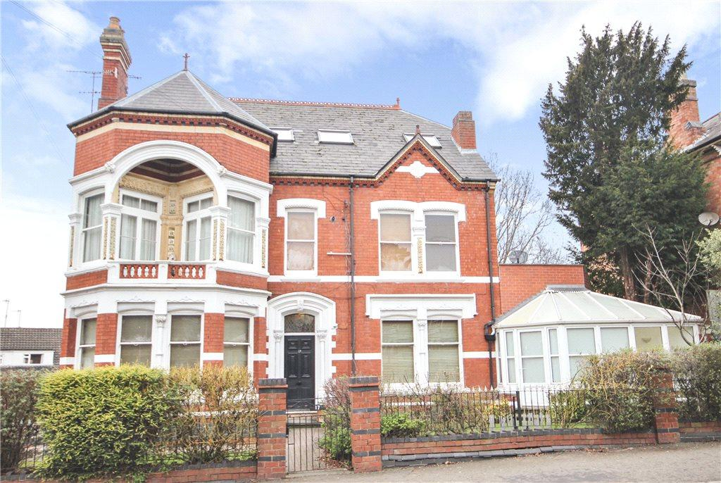 2 Bedrooms Apartment Flat for sale in Droitwich Road, Worcester, Worcestershire, WR3