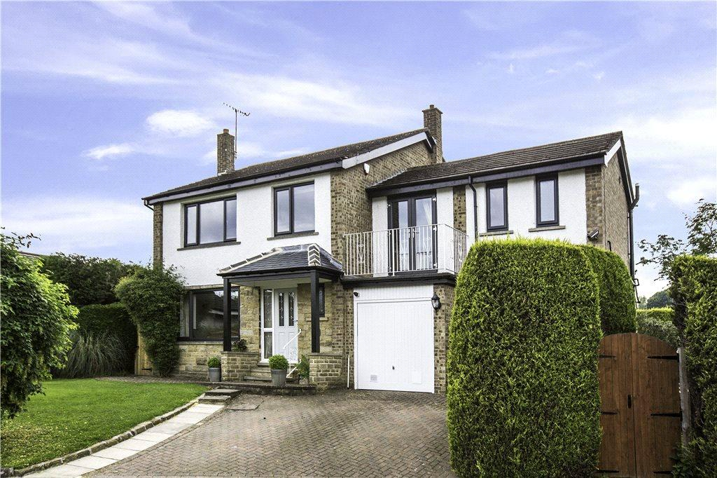 4 Bedrooms House for sale in The Narrows, Harden, Bingley, West Yorkshire