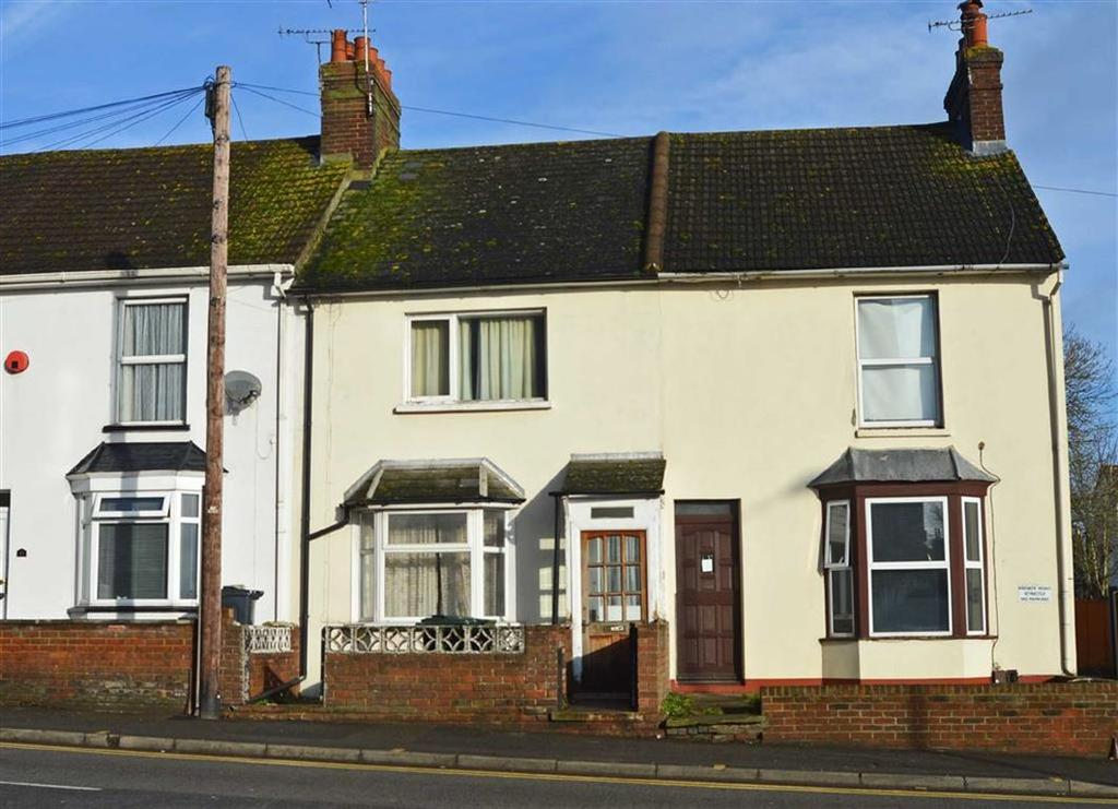 3 Bedrooms Terraced House for sale in Somerset Road, Ashford, Kent