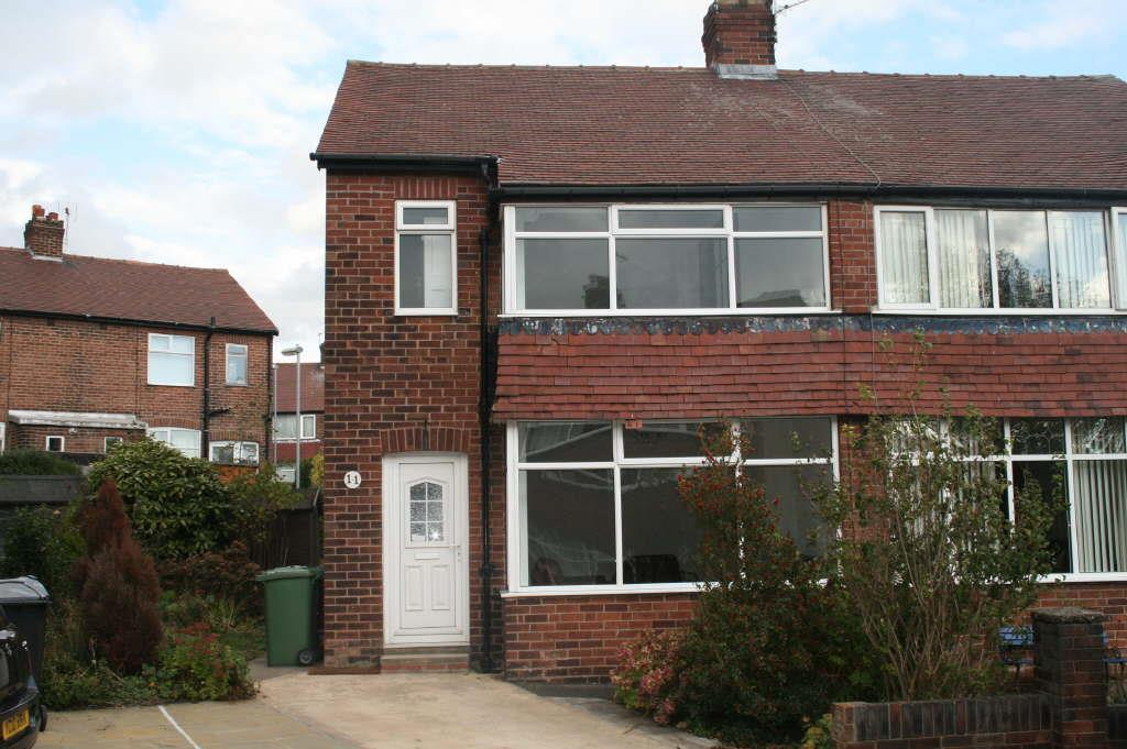 3 Bedrooms Semi Detached House for rent in Featherbank Walk, Horsforth