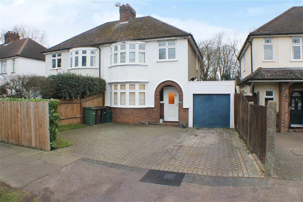 3 Bedrooms Semi Detached House for sale in Beech Road, St Albans, Hertfordshire